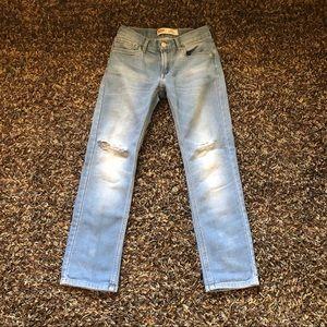Levi's Boys 511 Blue Jeans Pants Size 12 Reg